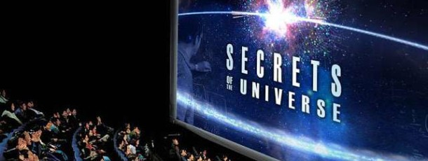 "Revealing the ""Secrets of the Universe"" in IMAX theaters"