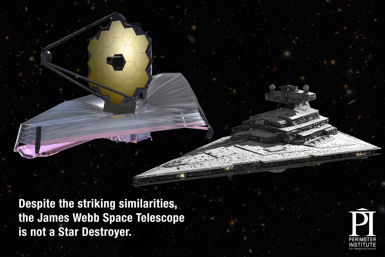 JWST Star Destroyer